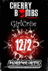 The Bombs & Girlcrue.